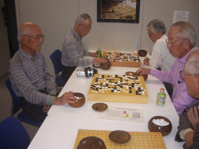 囲碁の会写真1