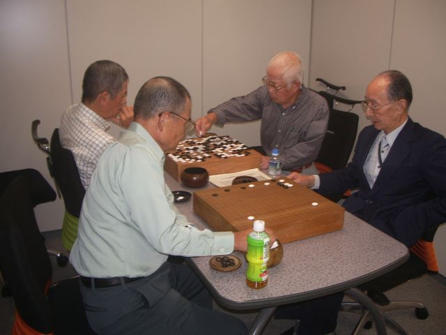 囲碁の会写真2