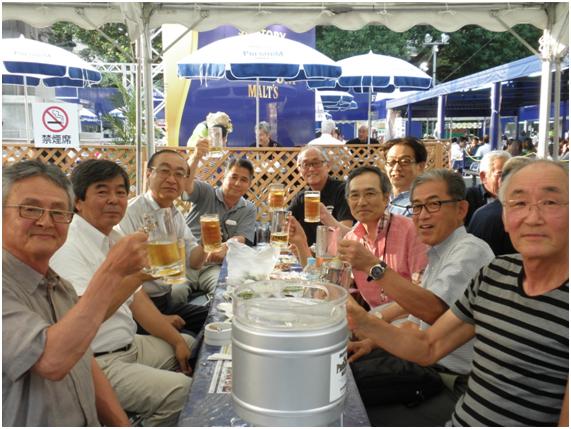 北海道ビール祭り全体写真 1507
