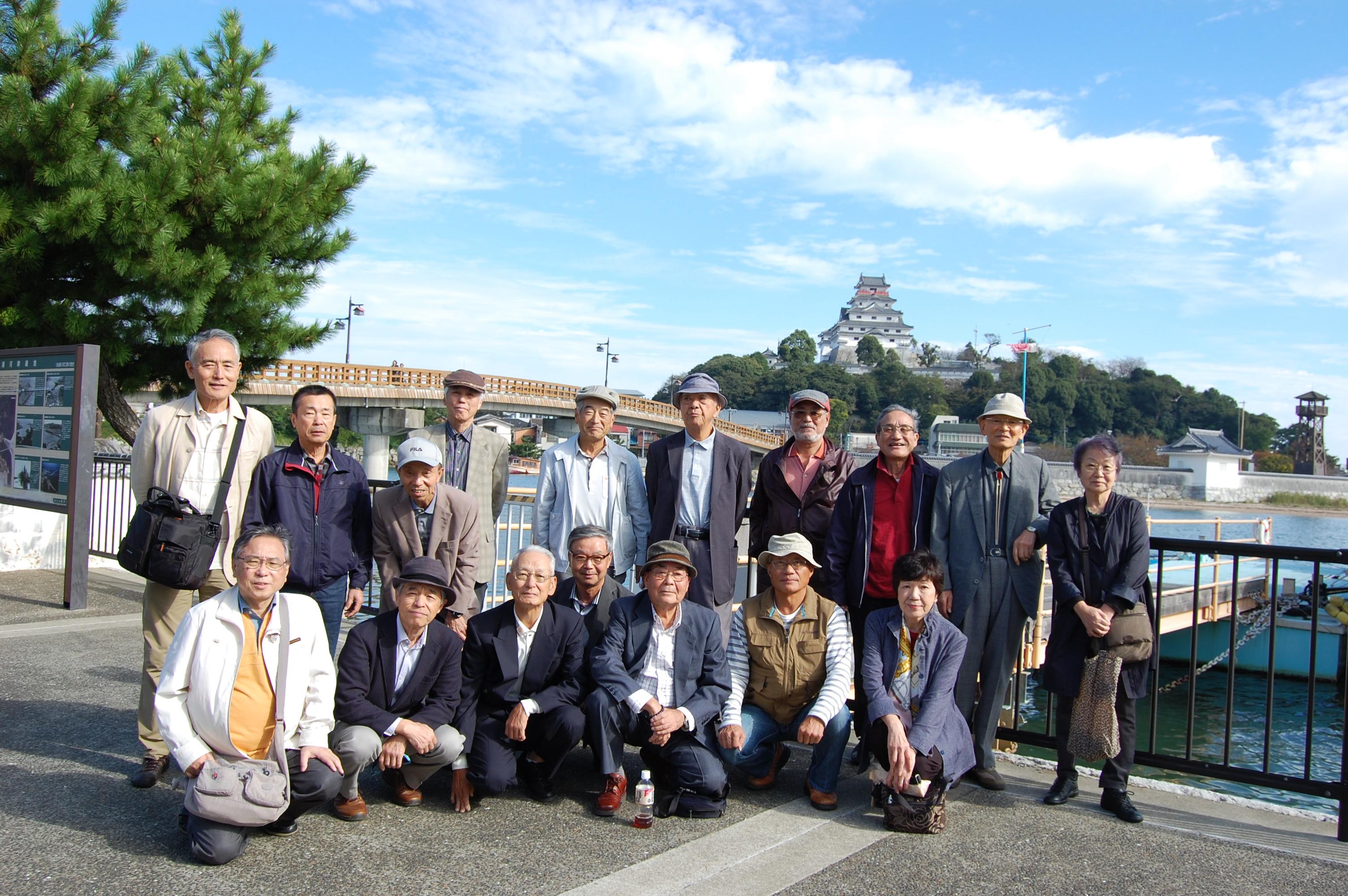 九州同友会唐津旅行写真
