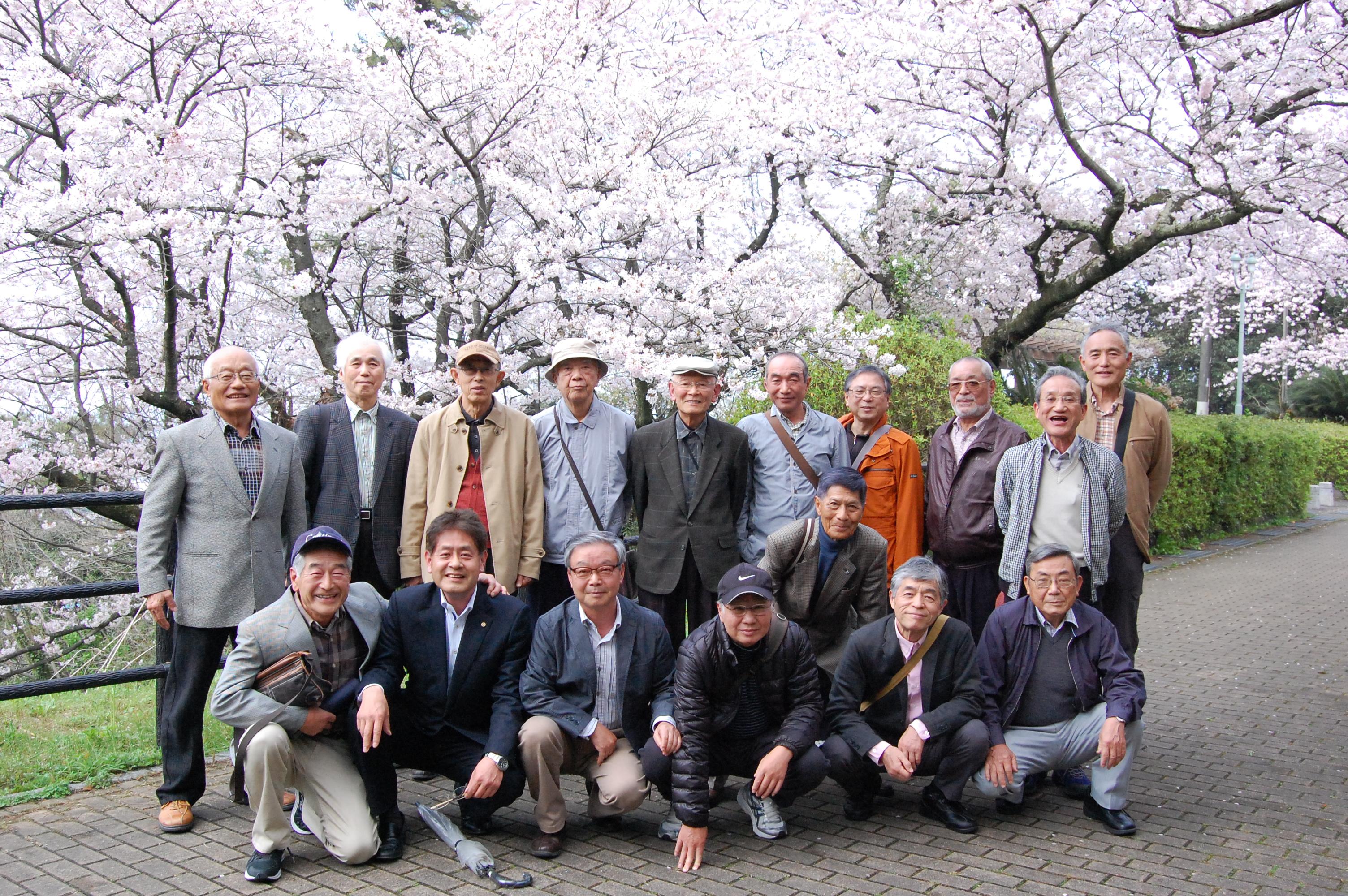 九州同友会花見写真16